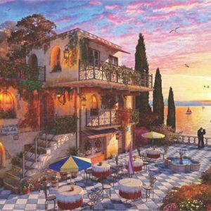 Mediterranean Romance 3000 Piece Jigsaw Puzzle - Anatolian