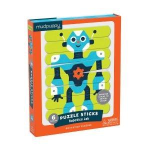 Puzzle Sticks - Robotics Lab - Mudpuppy