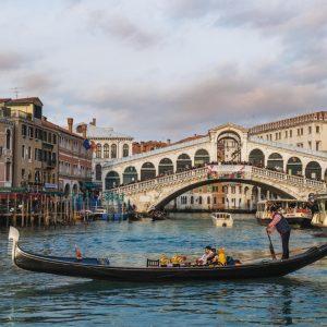 Railto Bridge Venice 1000 Piece Jigsaw Puzzle