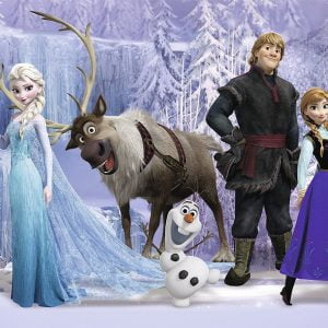 Disney Frozen - In the Realm of the Snow Queen 100 Piece Puzzle