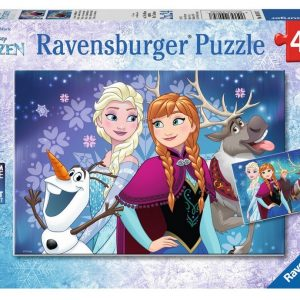 Disney Frozen Northern Lights 2 x24 Piece Puzzle