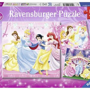 Disney Princess - Snow White 3 x 49 Piece Puzzle