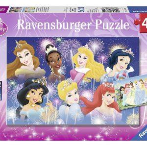 Disney - The Princesses Gathering 2 x 24 Piece Puzzle