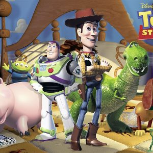 Disney Toy Story 3 100 XXL Piece Puzzle