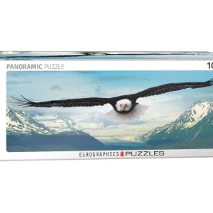 Eagle 1000 PIece Panoramic Jigsaw Puzzle - Eurographics