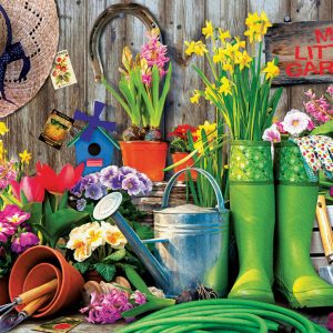 Garden Tools 1000 Piece Puzzle - Eurographics