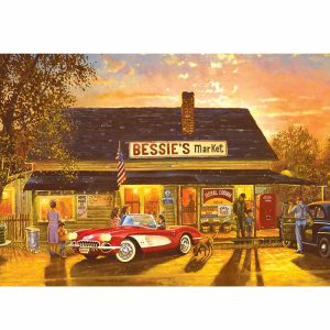 Hometown Hero 1000 Piece Jigsaw Puzzle