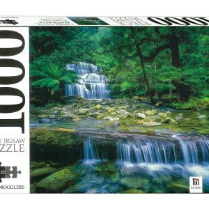 Liffey Falls, Tasmania 1000 Piece Jigsaw Puzzle