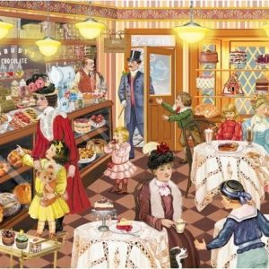 Looking Back - Ben's Confectionary 1000 Piece Puzzle
