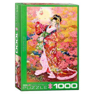 Morita - Syungetsu 1000 Piece Jigsaw Puzzle