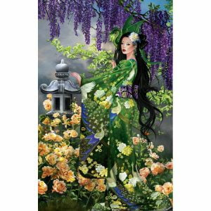 Nene Thomas - Queen of Jade 1000 Piece Puzzle