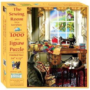 SunsOut Mist Bride 1000 Piece Jigsaw Puzzle