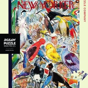 The New Yorker - Bird Cage 1000 Piece Puzzle