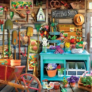 The Potting Shed 1000 Piece Eurographics Puzzle
