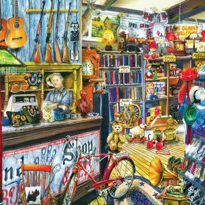 The Second Hand Shop 300 Extra Large Piece Jigsaw Puzzle