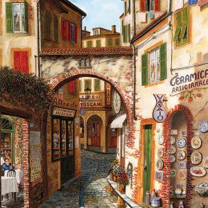 Ceramica 1000 Piece Cobble Hill Jigsaw Puzzle