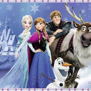 Disney Frozen - Visiting the Castle 150 XXL Piece Puzzle - Ravensburger