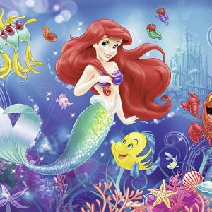 Disney Princess Arielle 150 Piece Jigsaw Puzzle - Ravensburger