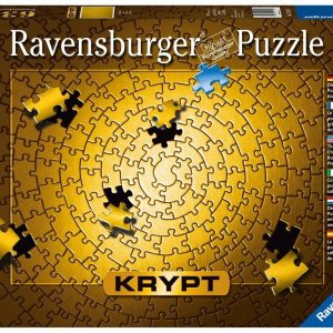Krypt Gold 631 Piece Jigsaw Puzzle - Ravensburger