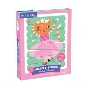 Puzzle Sticks - Dancing Ballerinas - Mudpuppy