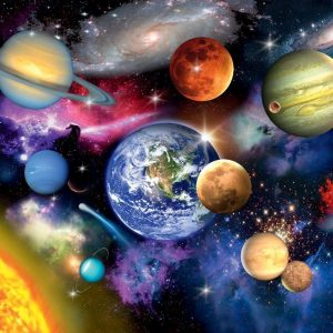 Solar System 300 XXL Piece Jigsaw Puzle - Ravensburger