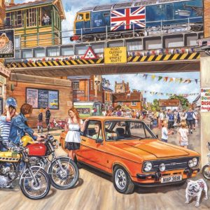 Spirit of the Seventies 1000 Piece Jigsaw Puzzle