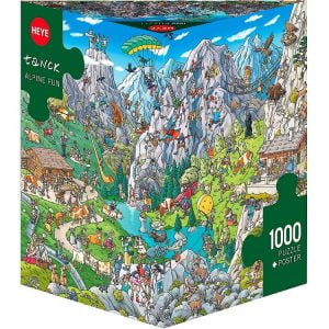 Tanck Alpine Fun 1000 Piece Heye Puzzle