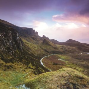 Trotternish Ridge, Scotland 1000 Piece Jigsaw Puzzle