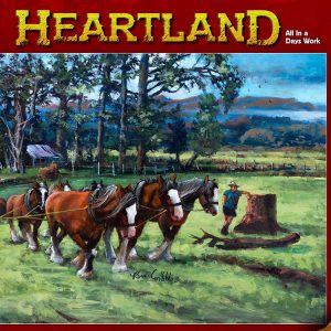 Heartland 2 - All in a Days Work 1000 Piece Jigsaw Puzzle