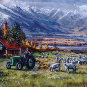 Heartland 2 - In the Field 1000 Piece Jigsaw Puzzle
