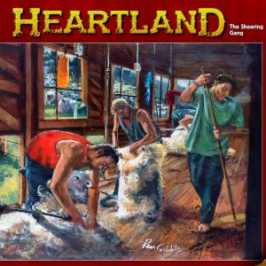 Heartland 2 - The Shearing Shed 1000 Piece Jigsaw Puzzle