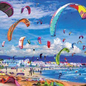 Kite Surfing 1000 Piece Educa Jigsaw Puzzle