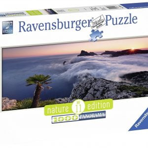 Nature Edition No 11 - In a Sea of Clouds 1000 Piece Jigsaw Puzzle
