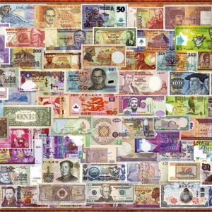 World Bank Notes 1000 Piece Educa Jigsaw Puzzle