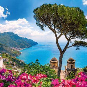 Amalfi Coast 1000 Piece Jigsaw Puzzle - Schmidt