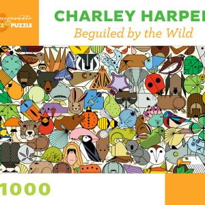 Charley Harper - Bequiled by the Wild 1000 Piece Jigsaw Puzzle