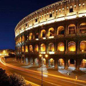 Colosseum By Night 1000 Piece Jigsaw Puzzle - Schmidt