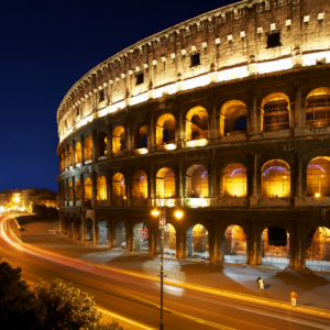 Colosseum By Night 1000 Piece Schmidt Jigsaw Puzzle