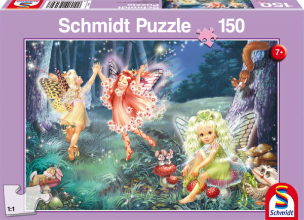 Fairy Dance 150 Piece Jigsaw Puzzle