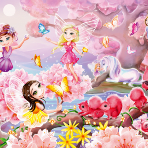 Fairy Dance 60 Piece Schmidt Jigsaw Puzzle