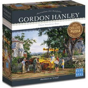 Gordon Hanley - Business as Usual 1000 Piece Puzzle