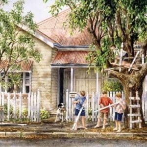 Gordon Hanley - Master builders 1000 Piece Jigsaw Puzzle