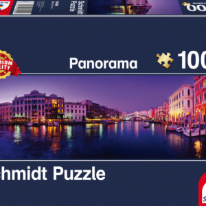 Grand Canal Venice 1000 Piece Jigsaw Puzzle