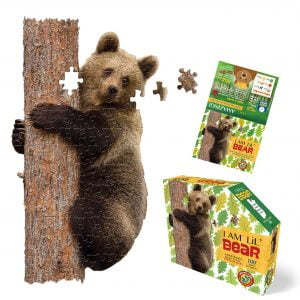 I am Lil' Bear 100 Piece Puzzle - Madd Capp