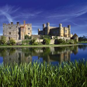 Leeds Castle, Kent England 1000 Piece schmidt Puzzle