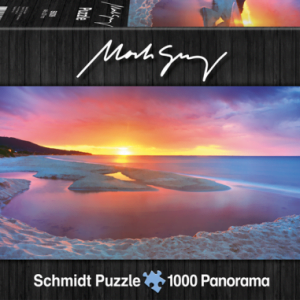 Mark Gray - Dunns Creek Mornington Peninsula 1000 Piece Puzzle