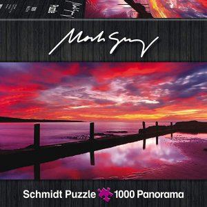 Mark Gray - Eden Sea Bath NSW 1000 Piece Jigsaw Puzzle - Schmidt