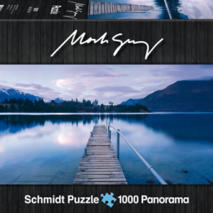 Mark Gray - Lake Wakatiup New Zealand 1000 Piece Puzzle