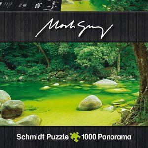 Mark Gray - Mosman Gorge QLD 1000 Piece Jigsaw Puzzle