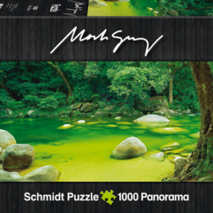Mark Gray - Mosman Gorge QLD 1000 Piece Jigsaw Puzzle